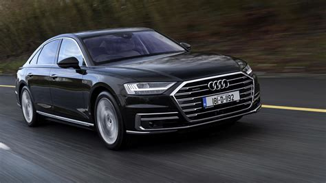 Audi A8 Crowned World Luxury Car 2018