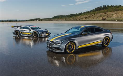 Mercedes C Class Coupe 4k Wallpapers by Wallpapers Mercedes Amg C63s Edition 1 Mercedes