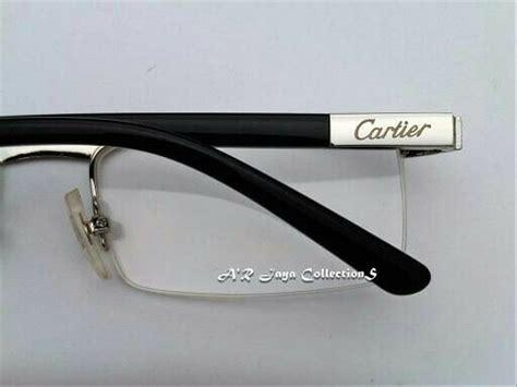Harga Frame Kacamata Merk Book jual frame kacamata minus elegan merk cartier rimlesss