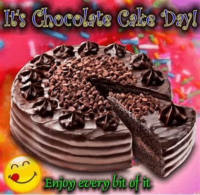 Cake Chocolate Birthday Enjoy Ultimate Ecards 123greetings
