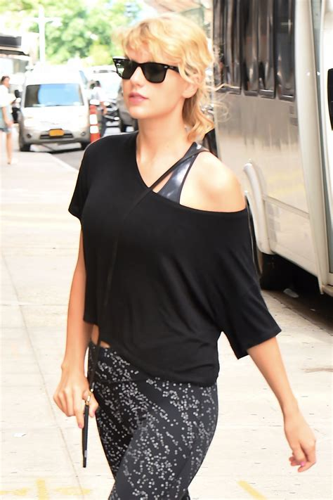 taylor swift gym style nyc