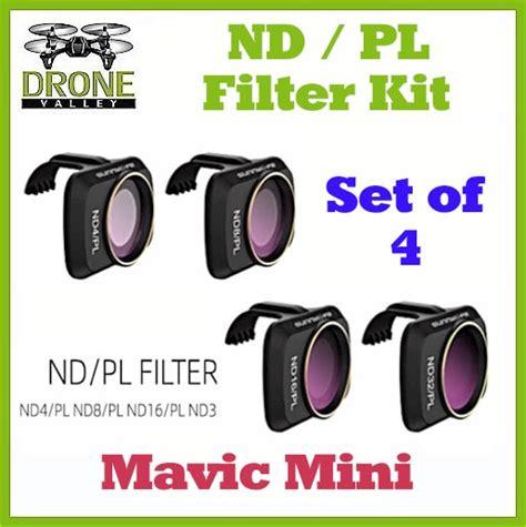mavic mini  piece ndpl filter kit