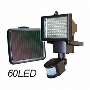 Super bright solar led flood light security garden