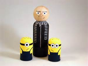 Despicable Me Gru and Minions