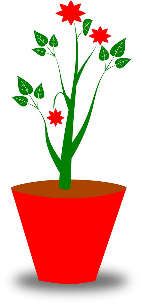 Flower Pot Clipart Clipartist Net 187 Clip 187 Gsagri 4 Flower Pot Clipartist