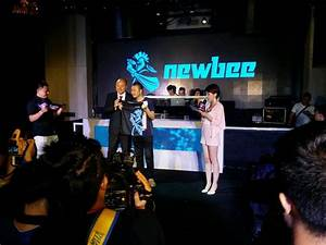 Newbee Having A Press Conference To Announce QuotRabbitquot As