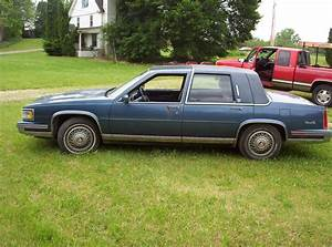1988 Cadillac Deville - Overview