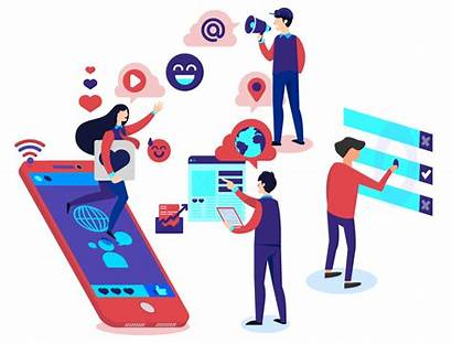 Social Advertising Services Network Platform Agency Label