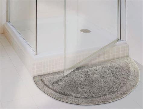 tapis de sortie de tapis de bain bath demi lune linvosges