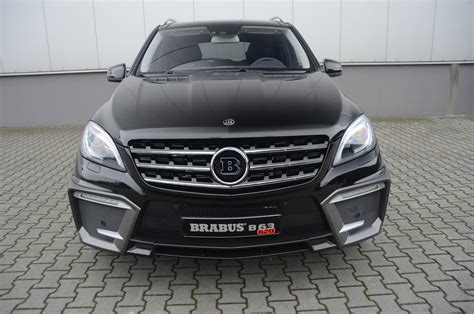 brabus  mercedes benz ml amg  hp autoevolution