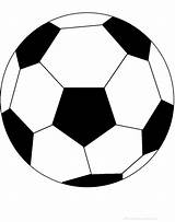Soccer Ball Printable Balls Coloring Colouring Outline Football Template Clipart Worksheet Enchantedlearning Cliparts Poem Perimeter Sheet Soccerball Clip Poems Sheets sketch template