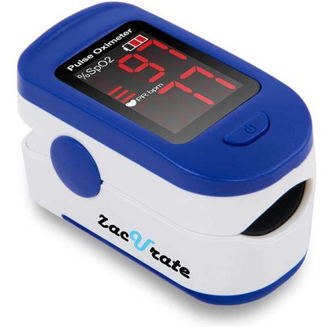 Amazon.com: Zacurate® 400B Fingertip Pulse Oximeter Blood