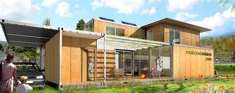 Plan Maison En Conteneurs  Solutions Pour La Décoration