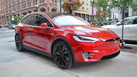 Tesla Model X 75D Specs, Range, Performance 0-60 mph