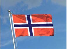 Norwegen Fahne kaufen 90 x 150 cm FlaggenPlatzde