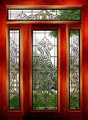 lowes kitchen cabinet leaded beveled glass entry door search door 3871