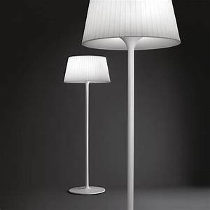 Vibia plis outdoor floor lamp outdoor 4030 03 lamparas for Vibia outdoor floor lamp