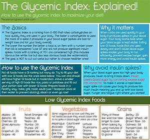 Garlic My Soul • Diabetes + the Glycemic Index