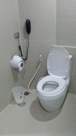 Bedays In Bathrooms by Toilet With Bidet Spray Picture Of Pattaya Discovery