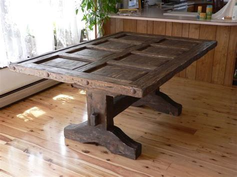 custom southwest distressed dining room table with glass top by milagro southwest furniture