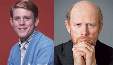 ron howard leave happy days glossyfiedcom