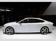 2014 Audi RS7 Sportback unveiled