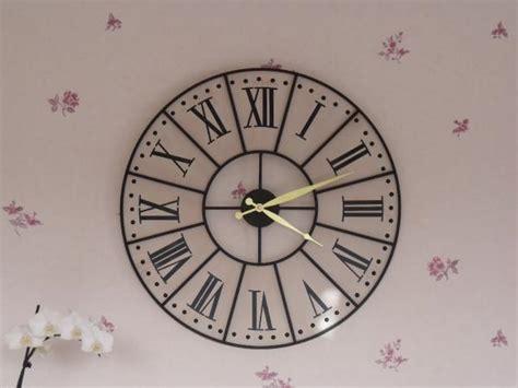horloge murale de cuisine horloge murale photo 4 5 j 39 ai enfin trouvé mon horloge