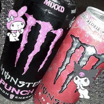 Monster Aesthetic Soft Grunge Emo Goth Cybergoth
