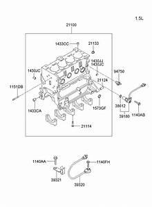 9475021030 - Hyundai Switch Assembly