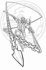 Scorpion K5worksheets Stryker sketch template