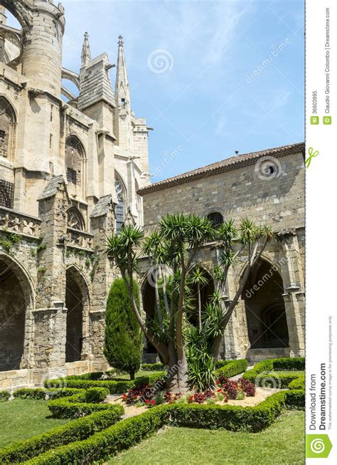 Narbonne, Cathedral Interior Stock Image  Image 36603995