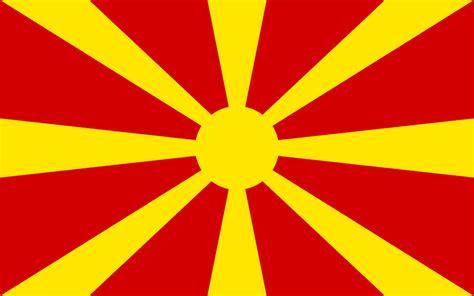 File:Flag of Macedonia - initial design.svg - Wikimedia ...