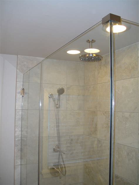 houston tub  shower hall bath remodel everhart