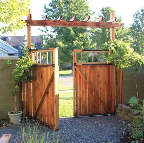 Backyard Gate Ideas by Gate W Arbor Garden Gate Ideas In 2019