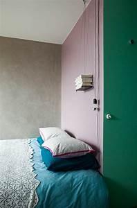 Comment Peindre Une Chambre En 2 Couleurs : peindre une chambre en deux couleurs comment peindre une ~ Melissatoandfro.com Idées de Décoration