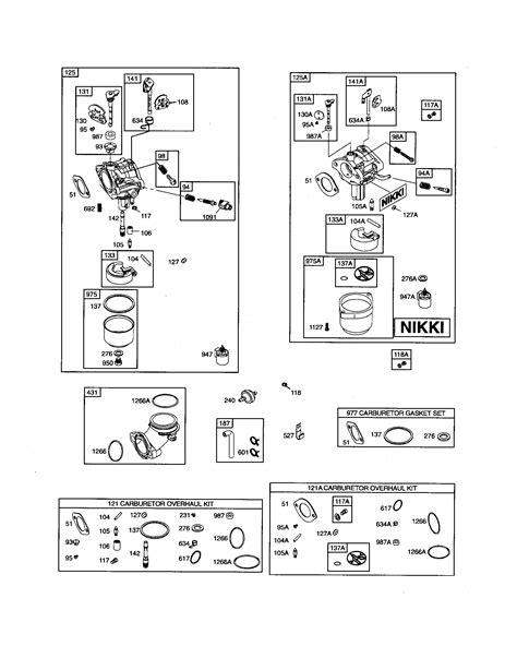 Secret Diagram Tell Wiring Briggs Stratton Engine