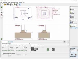 Einzelfundament Berechnen : einzelfundament geotechnische software geo5 fine ~ Themetempest.com Abrechnung