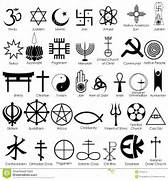 The gallery for --  Ma...Religions Of The World Symbols