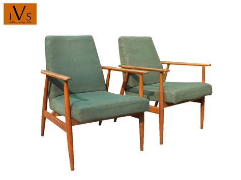 Poltrone Design Scandinavo : Poltrone Anni '50 Stile Scandinavo