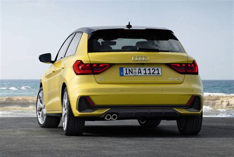 2019 Audi A1 Sportback Revealed; Awesome Design, Jumps To
