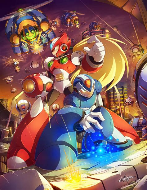 Megaman Tribute First Stage By Jesonite