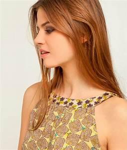 robe longue mix imprimes olive grain de malice mes With robe droite zalando