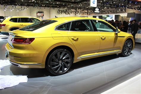 Volkswagen Arteon 2018 At Dubai Motor Show