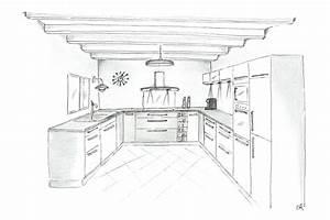 comment dessiner un plan de maison en perspective auto With dessiner sa chambre en 3d