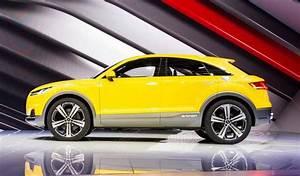 Audi Q4 Occasion : audi d pose les noms q4 et sq4 pour un futur v hicule sur lev ~ Gottalentnigeria.com Avis de Voitures