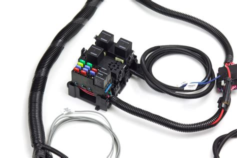 Engine Wiring Harnes by Ls1 Stand Alone Engine Harness Cable Throttle Current