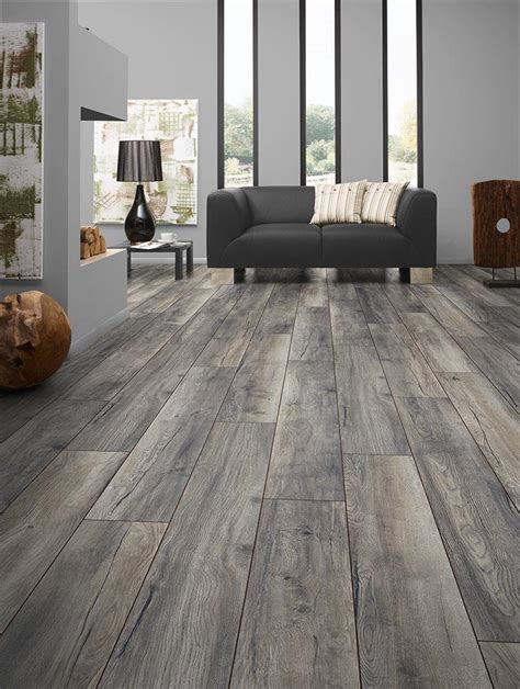 floors to go laminate builddirect laminate my floor 12mm villa collection harbour oak grey living room view
