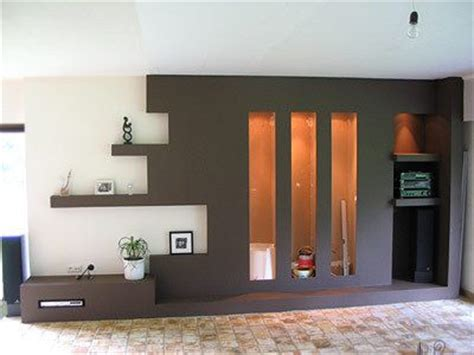 lumiere cuisine sous meuble etagere placo barkácsolás