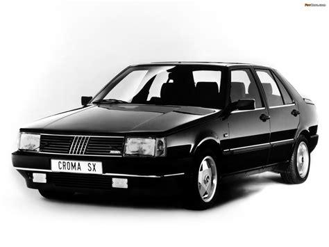 1989 Fiat Croma Partsopen