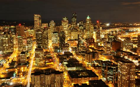 Seattle City Wallpapers - Wallpaper Cave